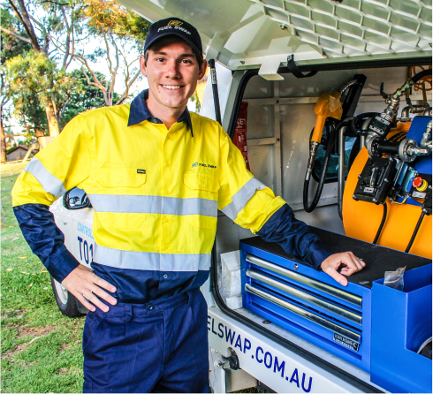fuel swap mobile rescue